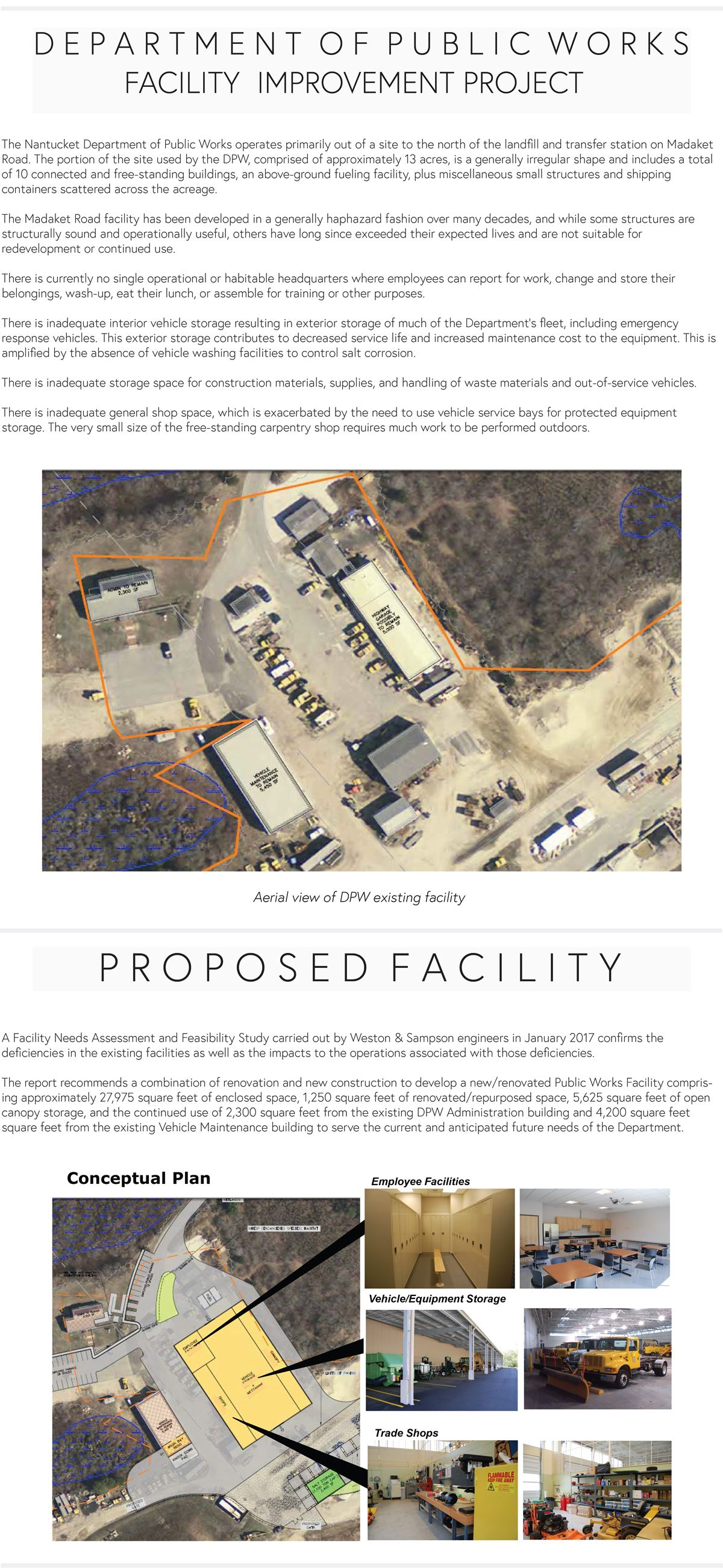 DPW Facility Improvement Project