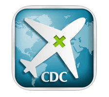 CDC Travel Well link