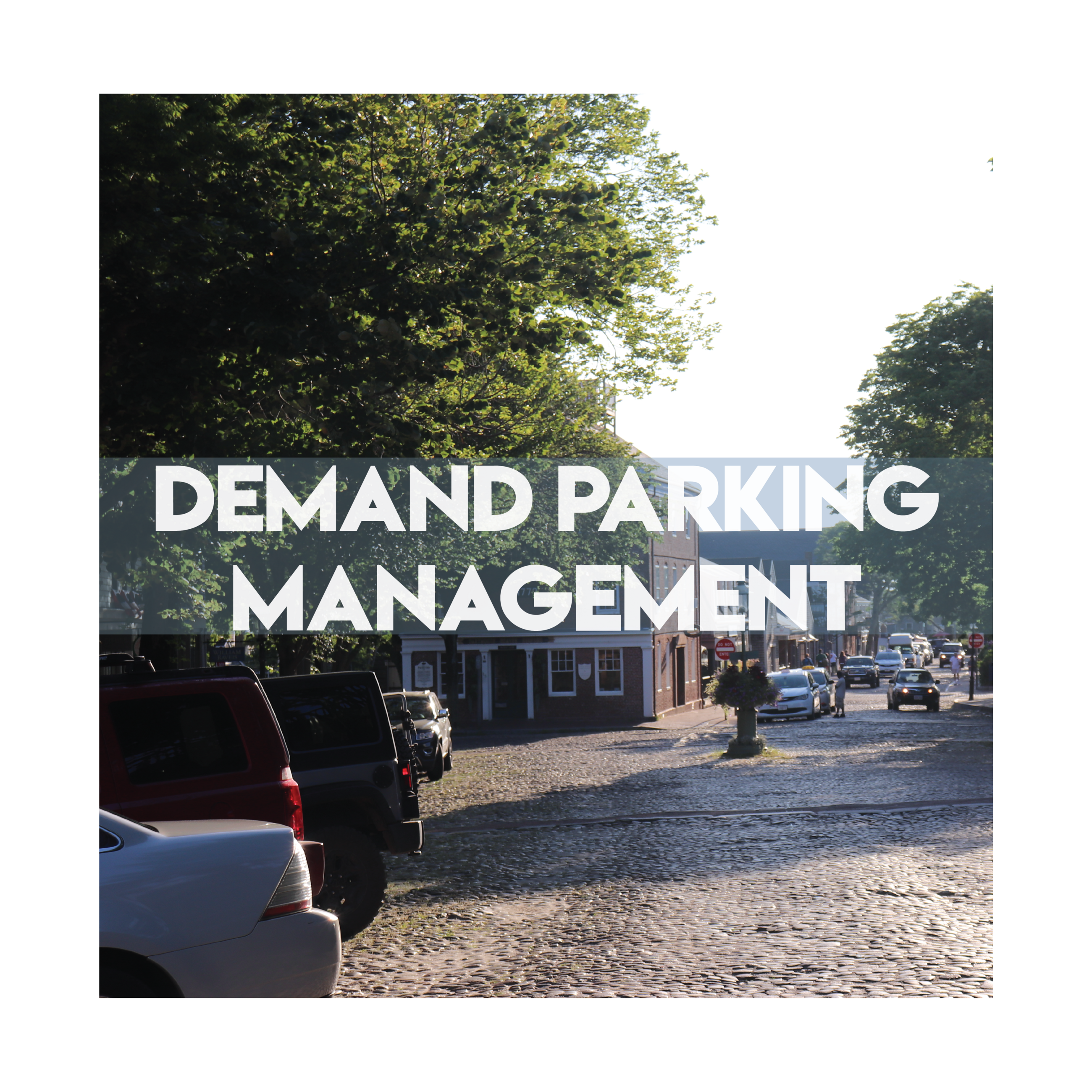 Demand Parking Management