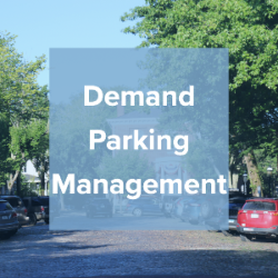 Demand Parking MGmt