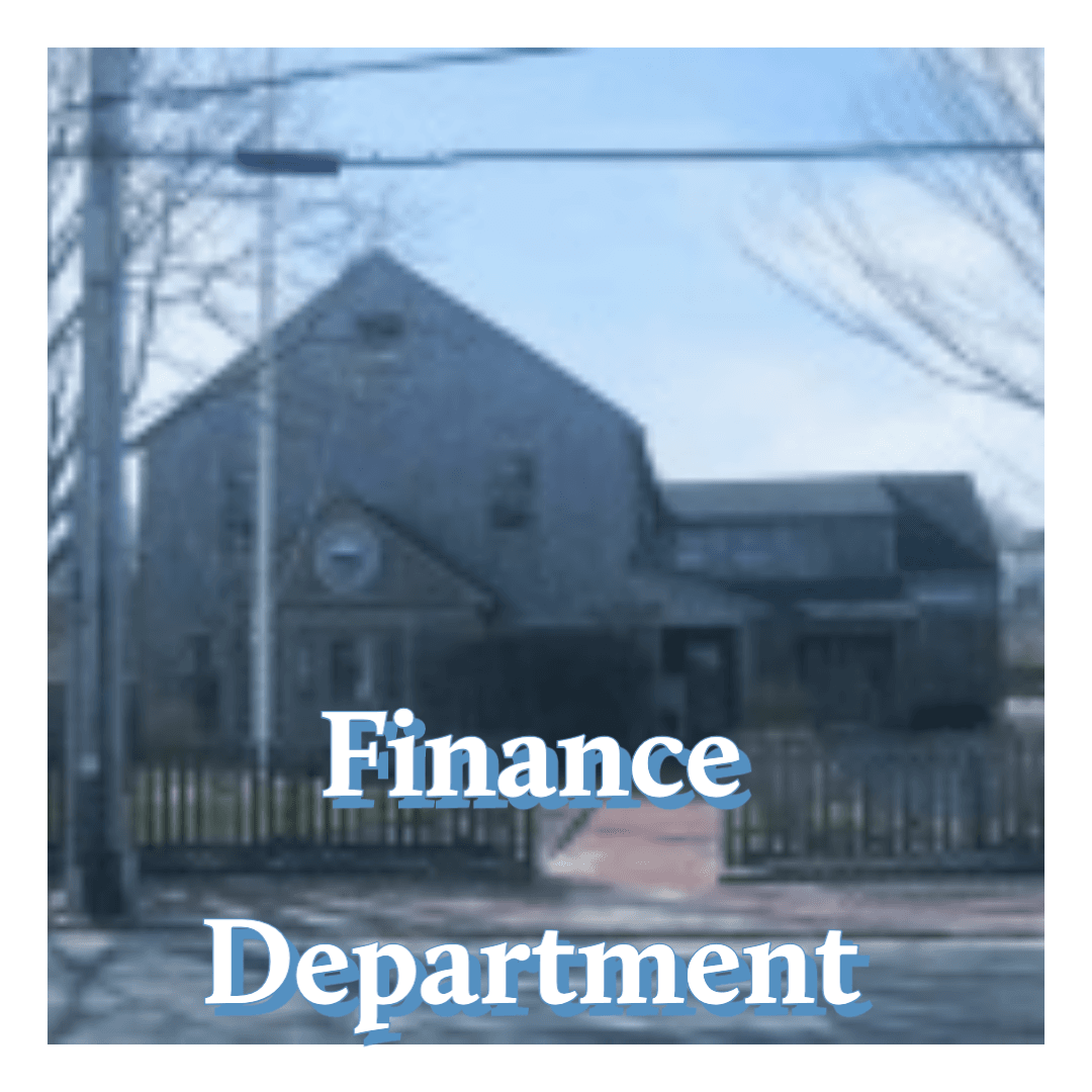 Finance Department Location