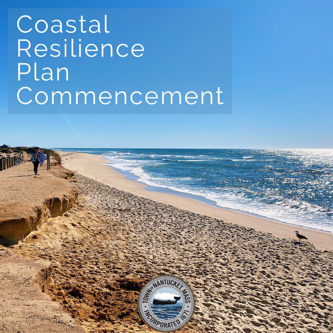 Coastal Resilience Commencement Plan