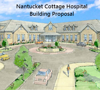 Nantucket Cottage Feature